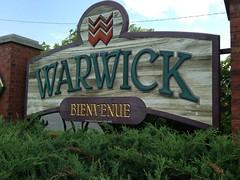 Warwick, une destination vacances.