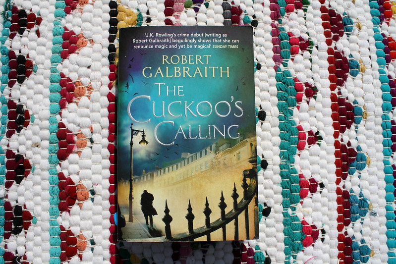the cuckoos calling robert galbraith review