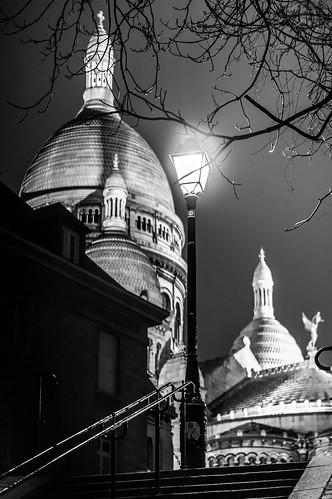 Montmartre, le Sacré Coeur