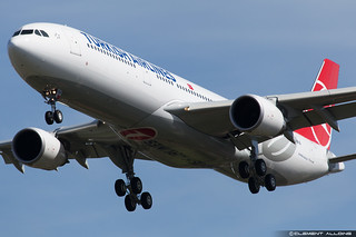 Turkish Airlines Airbus A330-303 cn 1622 F-WWYF // TC-JOH