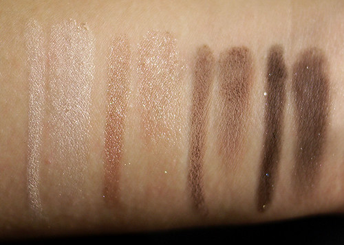 CoverGirl Notice Me Nudes Eyeshadow Quad