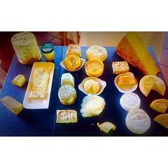 Degustació Formatges al restaurant #masiaperalada  del @hotelperalada #incostabrava #cheese #peralada #perelada #grupperalada #emporda #igersGirona #igerscatalunya #igersemporda #vivid