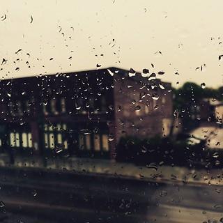 #memphis #rain #loft