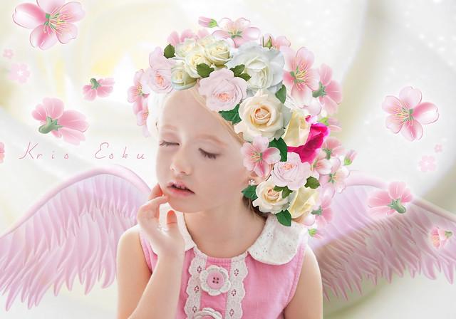 Floral Portait