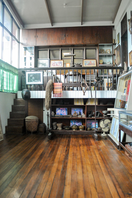 Inside the Botong Francisco House