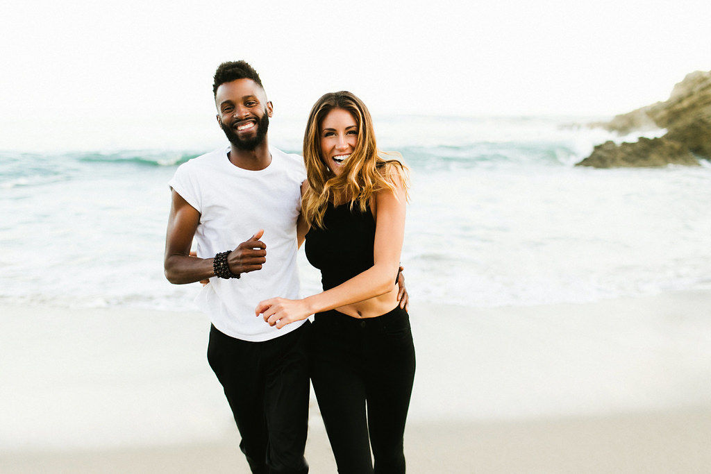 California Coast Adventure Engagement Session