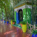 Colourful Marjorelle Gardens