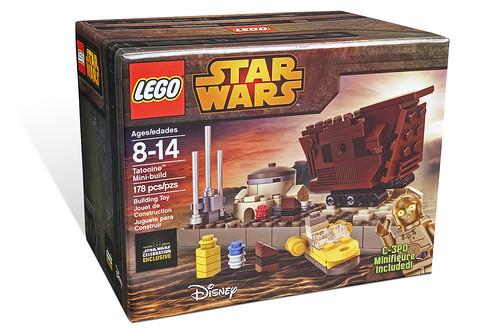 LEGO Star Wars Tatooine Mini-build Box