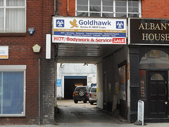 Picture of Goldhawk Service And MOT Centre (CLOSED), 86 South End