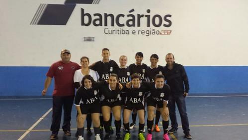 2ª Copa Bancária de Futebol de Salão Feminino