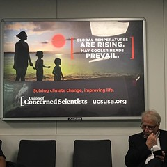 Union of Concerned Scientists want you to join their church.