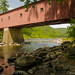 Cornwall Covered Bridge, West Cornwall, CT