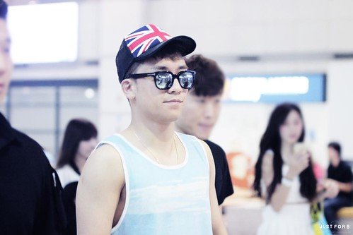 Seung Ri - Incheon Airport - 02aug2015 - Just_for_BB - 08