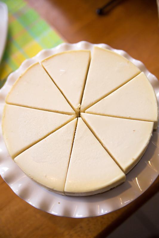 HoneyBaked Cheesecake Easter