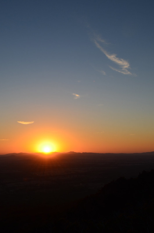 Grampians Sunrise Walk - Boronia Peak - Halls Gap
