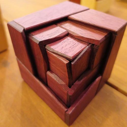 花を表現。咲く(開く)よ! #CubeEtude