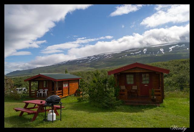 Cabaña este Islandia en Egilsstadir