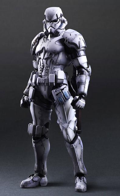 其實你是假面騎士吧?!《星際大戰》 變體版「帝國暴風兵」