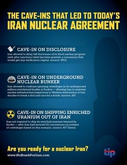 "Why is everyone so concerned about the Iran nuclear ""understanding"" revealed today?"