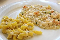 meal, breakfast, fusilli, vegetarian food, risotto, food, dish, cuisine,