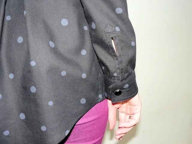 Bruyere blouse