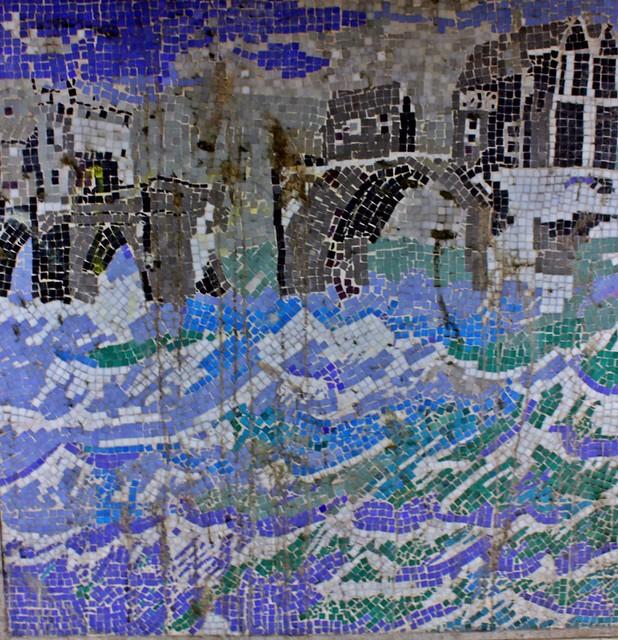 Newcastle's Old Tyne Bridge - Jesmond's Subway Mosaics