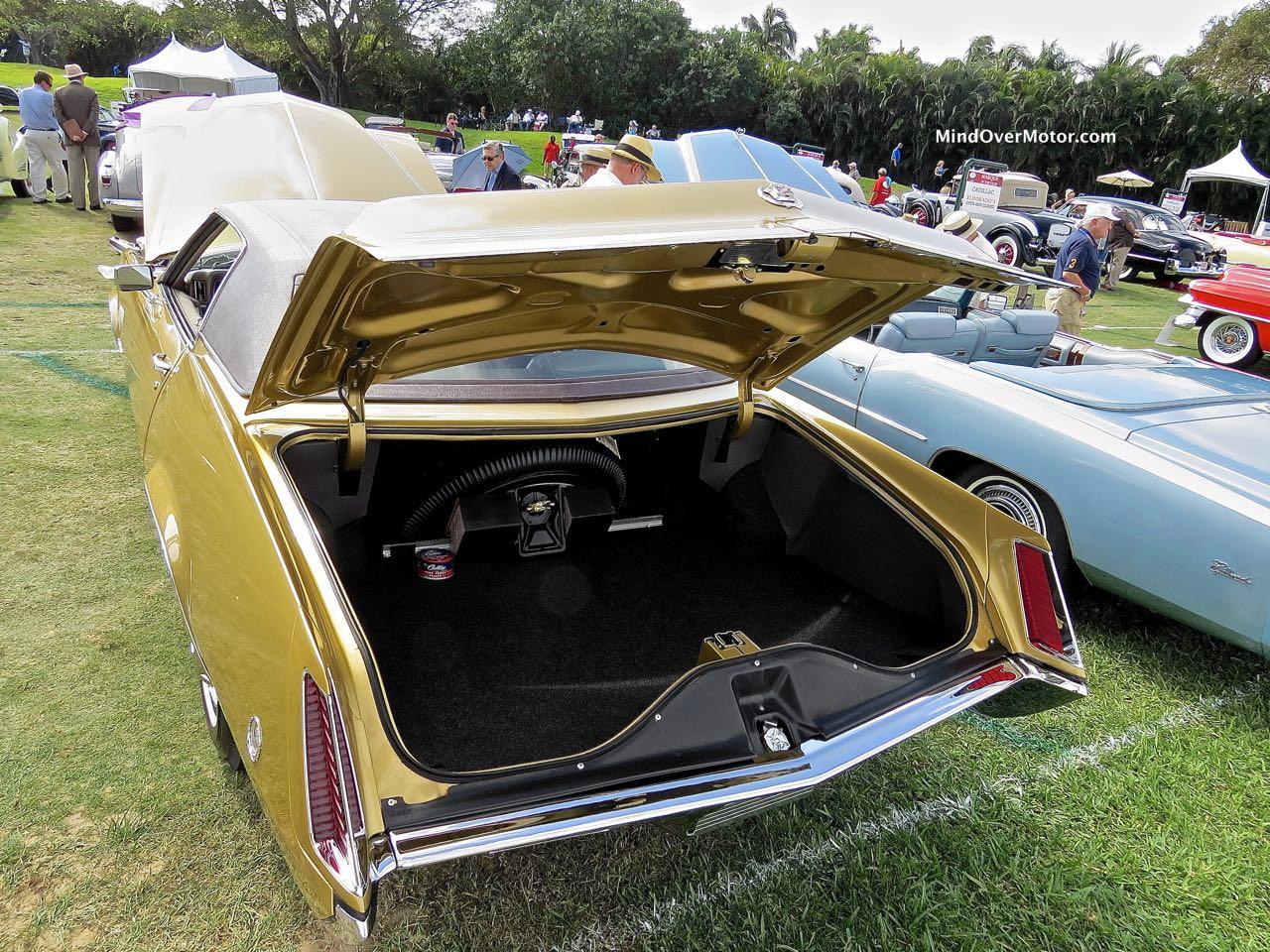 1968 Cadillac Eldorado Rear