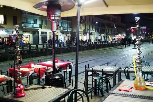 Atmosfera #Milano come #Istanbul by Ylbert Durishti