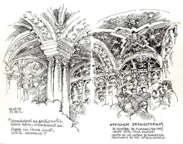 Málaga, cripta de los condes de Buenavista