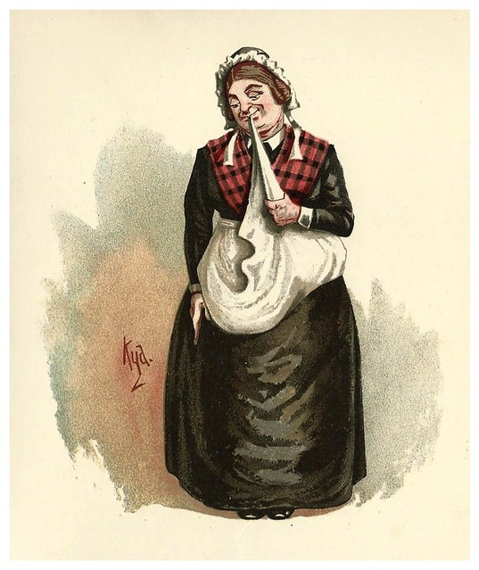 023-Mrs. Bardell-Character Sketches from Charles Dickens…1889- J. Clayton Clarke- The Victorian Web