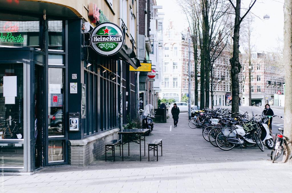 Amsterdam, Kriterion