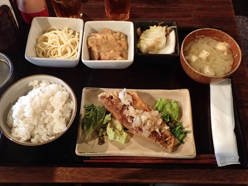 2015年3月16日の昼ご飯