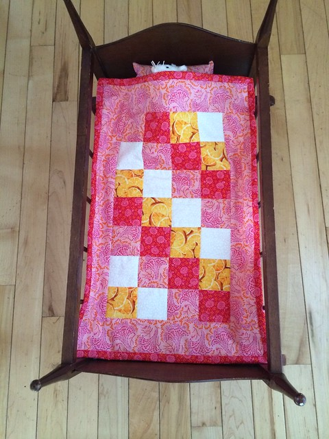 The Teeny Tiny Quilt