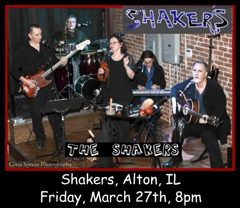 The Shakers 3-27-15