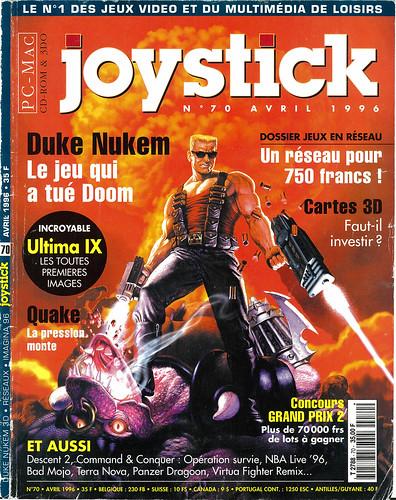 Joystick 070 - Page 001 (avril 1996)