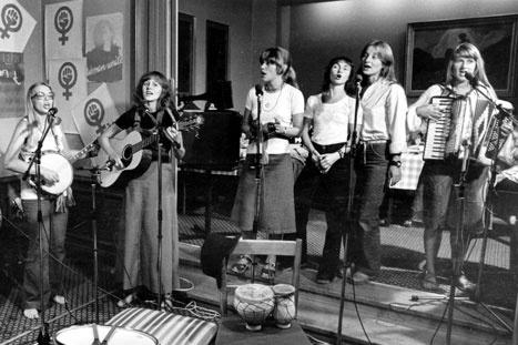 Sånger om Kvinnor