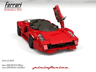 Ferrari / Pininfarin / Glickenhaus P4/5 (2006)