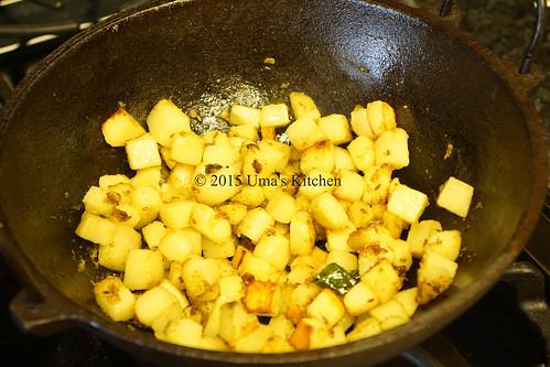 Potato fry 2