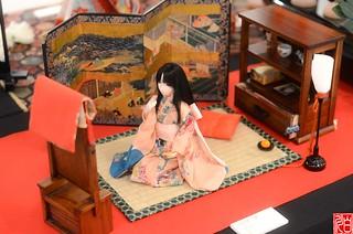 2015 Solo exhibition 「こころない乙女達」Ⅳ