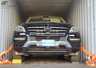Car shipping to Tincan Lagos Nigeria From Dubai UAE
