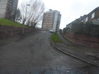 Bridgnorth Road, Blackley