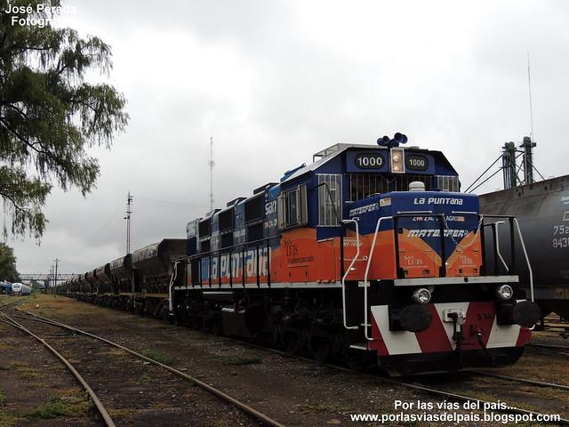NREC MF1000 LA PUNTANA