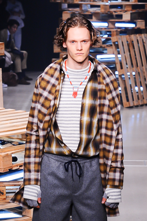 FW15 Tokyo DISCOVERED010_Ryan Keating(Fashion Press)