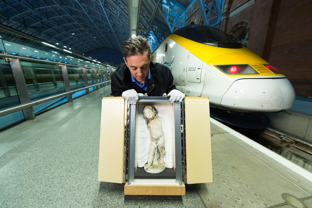Eurostar Reunites Cézanne Treasures After Over 100 Years
