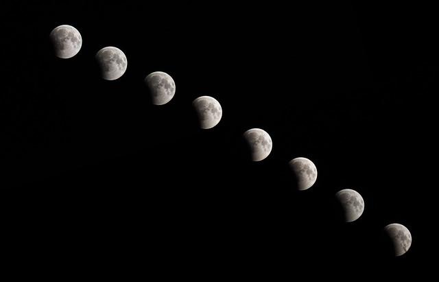 Fading Moon