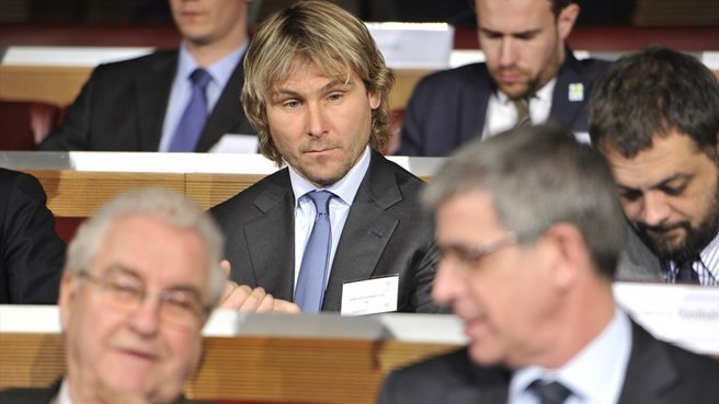 150320_UEFA_Champions_League_draw_CZE_Pavel_Nedved_ITA_Juventus_LHD