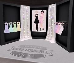 Rabid Squirrel. @ SL Fashion Week