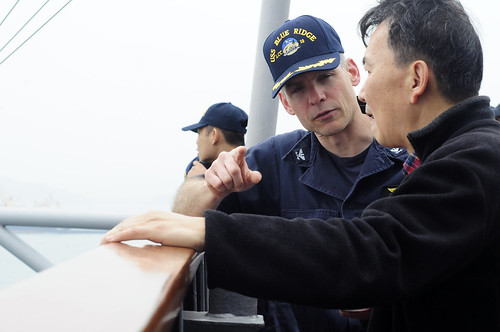 Blue Ridge Departs Hong Kong, Solidifying Longstanding Friendship