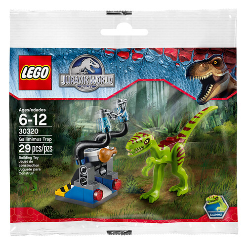 LEGO Jurassic World 30320
