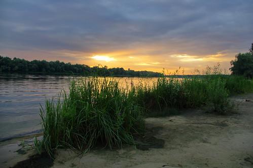 sunset summer prokhorovka